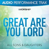 Great Are You Lord [Live]