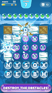 Bubble Words - Letter Search- screenshot thumbnail