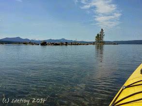 Photo: Grateful for Waldo lake.