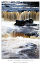 Photo: #WaterfallWednesday  Upper Aysgarth Falls  Here's a new shot from last week for #WaterfallWednesday curated by +Eric Leslie. Despite a quite a few visits last year, including a workshop, I still found Aysgarth (Wensleydale, Yorkshire Dales) a great subject to photograph. This is an angle on the Upper Falls that you can only really get on your own and when it's not too busy as the viewpoint is over the wall at the side of the road where there's no pavement (sidewalk) so I had two legs of the tripod set at a low angle over the top of the wall and the other at maximum extension just inside the double yellow lines!  Canon EOS 5D, 70-200mm at 118mm, ISO 50, 0.5s at f32