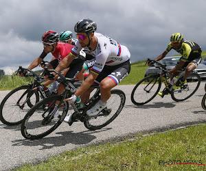 """Clap 17 pour Sagan sur le Tour de Suissse: """"Un final rapide"""""""