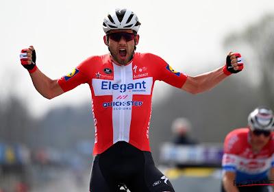 """Winnaar Ronde van Vlaanderen kan op veel interesse rekenen van andere ploegen, maar: """"Ik wil graag doorgaan met Deceuninck-Quick-Step"""""""
