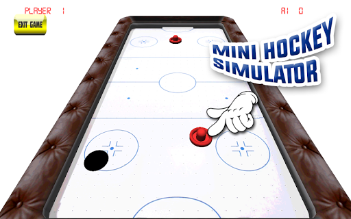 Mini Hockey Simulator