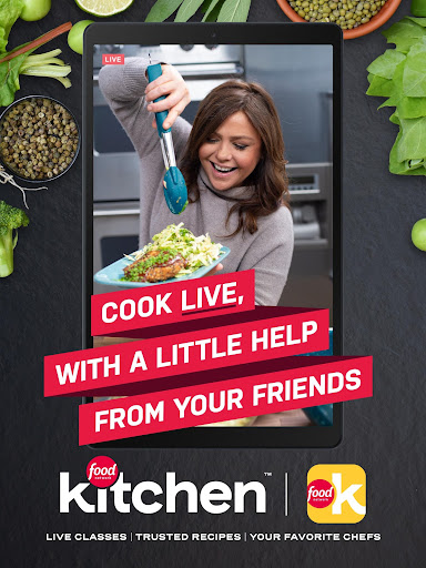 Food Network Kitchen screenshot 9
