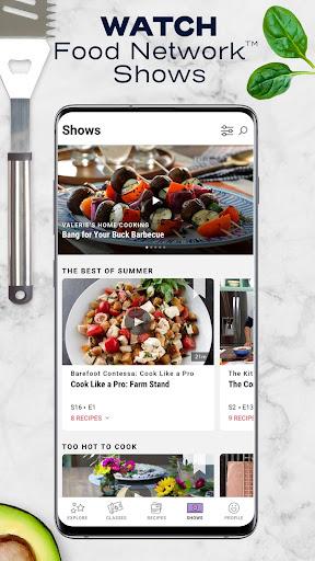 Food Network Kitchen 6.15.2 Screenshots 5