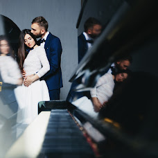 Wedding photographer Dmitriy Khokhlov (dimaxoxlov). Photo of 02.02.2016