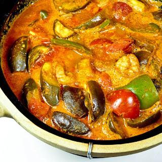 Eggplant Tamarind Curry Recipes.