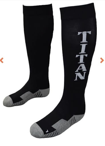 Titan Deadlift Socks - Medium