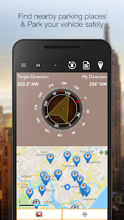 GPS Driving Route® - Offline Map & Live Navigation Screenshot