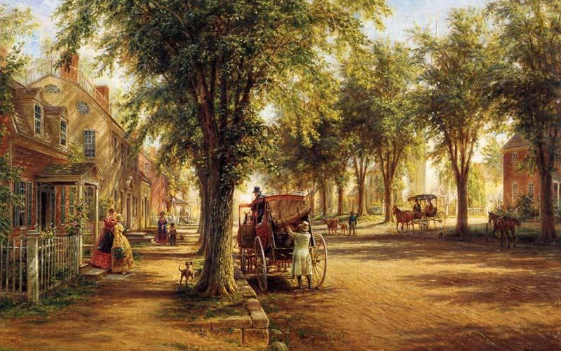 19th century paintings puzzle android apps on google play for Paintings for home