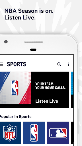 TuneIn: NFL Radio, Music, Sports & Podcasts 21.4.1 gameplay   AndroidFC 1