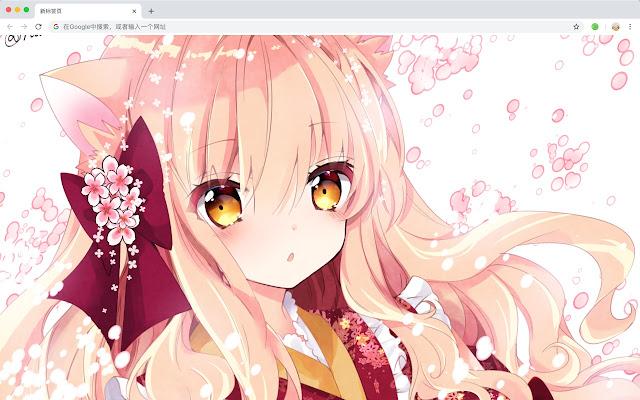 Sexy Anime Anime New Tab, Wallpapers HD