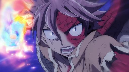 Fairy Tail!: Nuevo Trailer de Dragon Cry