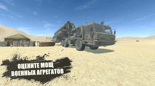 RussianMilitaryTruck: Simulator apktram screenshots 2