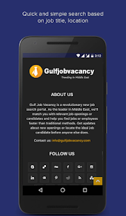 Gulf Job Vacancy- screenshot thumbnail
