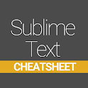 Sublime Text Cheatsheet icon