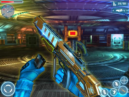 Robot Shooting FPS Counter War Terrorists Shooter 2.8 screenshots 15