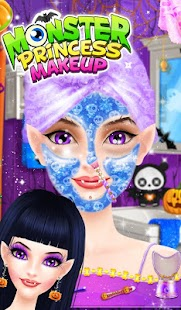 Monster Princess Makeup- screenshot thumbnail