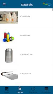 Bega Valley Waste App - náhled