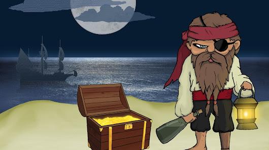 Talleres Piratas y de Harry Potter, si sabes empuñar un pincel, ¡Al Abordaje!