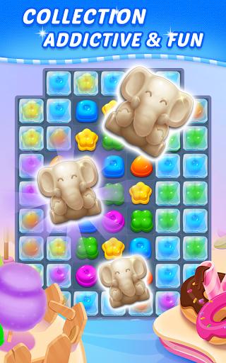 Sweet Candy Puzzle: Crush & Pop Free Match 3 Game apkdebit screenshots 9