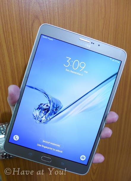 Samsung Galaxy Tab 2 8