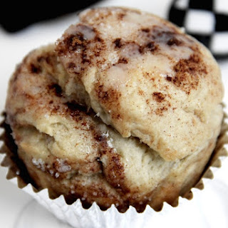 Skinny Snickerdoodle Muffin