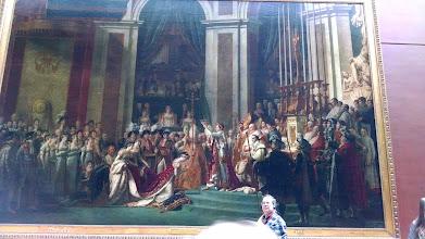 Photo: Napoleon Crowns Himself