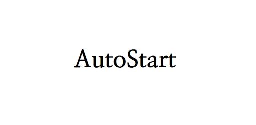 AutoStart(어플 자동 실행) for PC