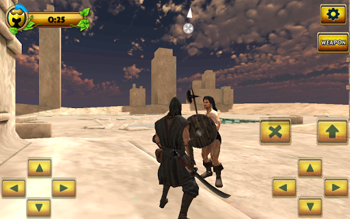 Ninja Samurai Assassin Hero screenshot 4
