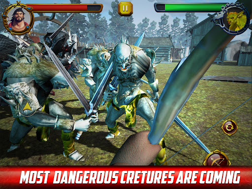 Archers: Magic Rush 1.0 screenshots 2