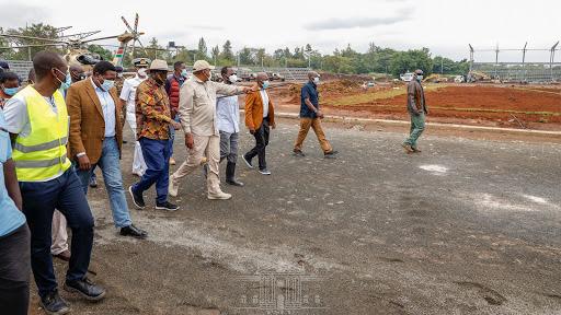 Raila men fear Uhuru may dump Baba heading into 2022
