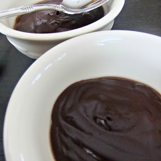 Chocolate Pudding – #glutenfree #vegan