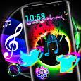 Music Launcher Theme icon