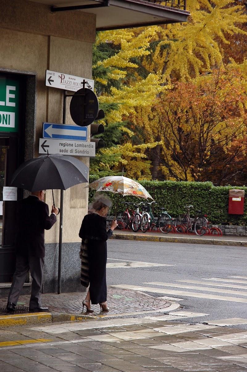 Passeggio sotto la pioggia di benny48