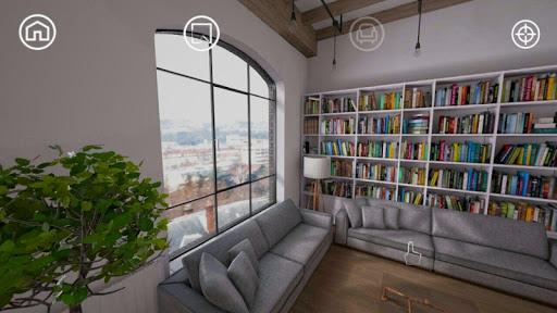 玩免費遊戲APP|下載LEVEL-VR House in Paris app不用錢|硬是要APP