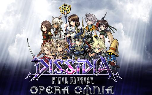 DISSIDIA FINAL FANTASY OPERA OMNIA for PC