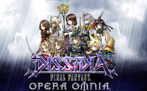 DISSIDIA FINAL FANTASY OPERA OMNIA Screenshot