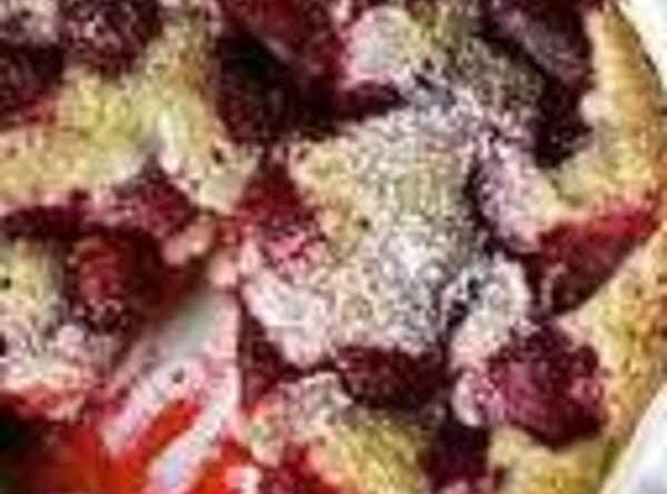 Strawberry Long Cake,  A  1950's Recipe