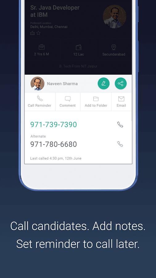 Naukri Recruiter - Aplicaciones Android en Google Play