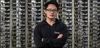 Técnico de data center do Google