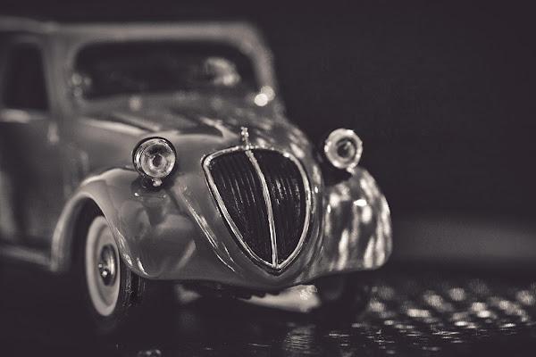 Old car fiat di ENZOART