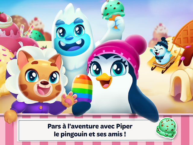 android Frozen Frenzy Mania Screenshot 8