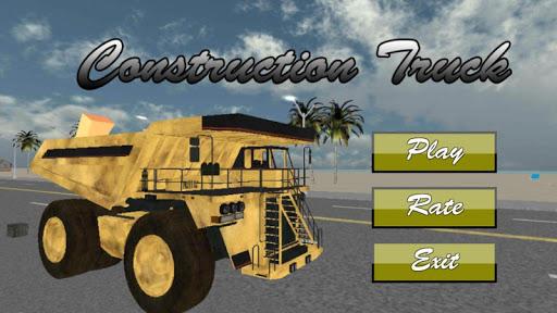 Construction Truck Simulator