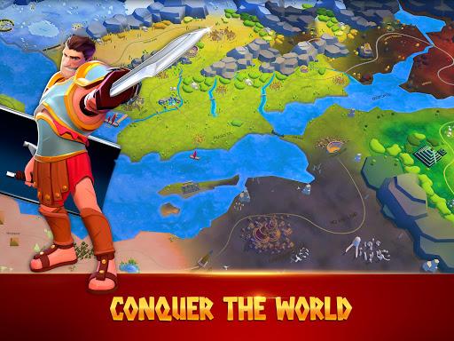 Gladiator Heroes: Clan War Games 2.3.3 screenshots 17