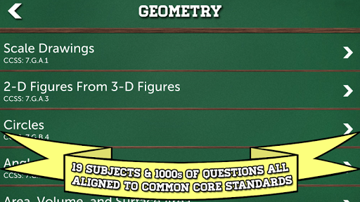 7th Grade Math Learning Games android2mod screenshots 7