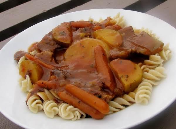Hungarian Beef Stew Recipe