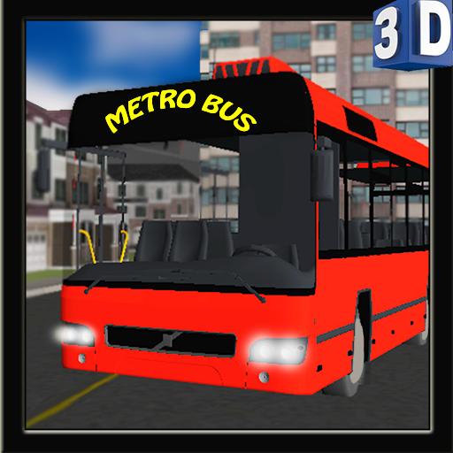 3D地下鉄バスシミュレータゲーム 模擬 App LOGO-硬是要APP