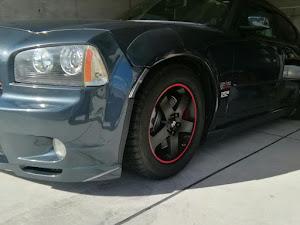 チャージャー  2008年式 R/T AWDのホイールのカスタム事例画像 Charger555さんの2018年12月24日13:35の投稿