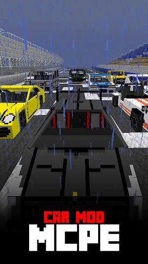 0 Car MOD For MCPE! App screenshot